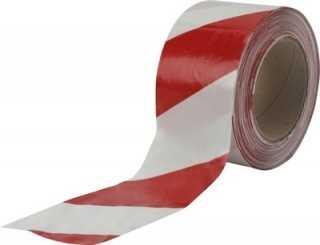 Fita plástica sem adesivo para isolamento temporário de áreas Vm/Br