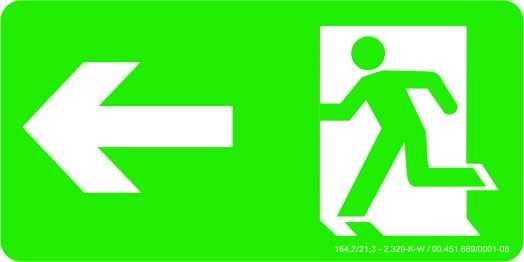Placa: Rota de Fuga