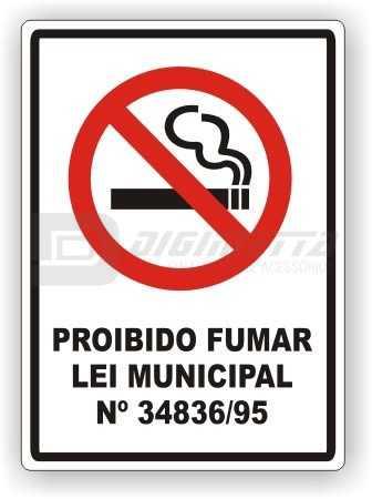 Estas placas são utilizadas para orientar e informar áreas e locais que são proibidos / permitidos o uso do cigarro. Medidas : 16 x 24 / 24 x 33 / 33 x 48 cm Material: Vinil / Plástico / Alumínio Composto