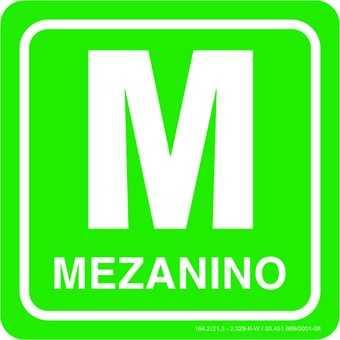 Placa: Mezanino